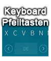 keyboardpfeiltasten
