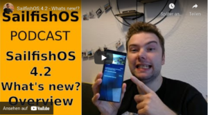 Youtube Leszek Lesner SFOS 4.2